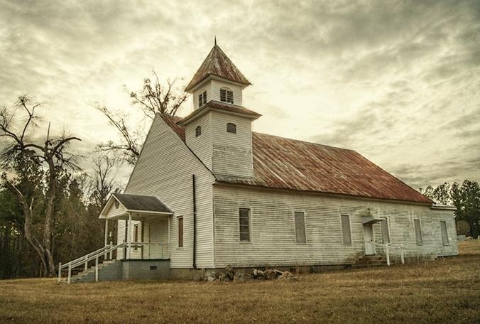 Historic Pews & Pulpits Ramble