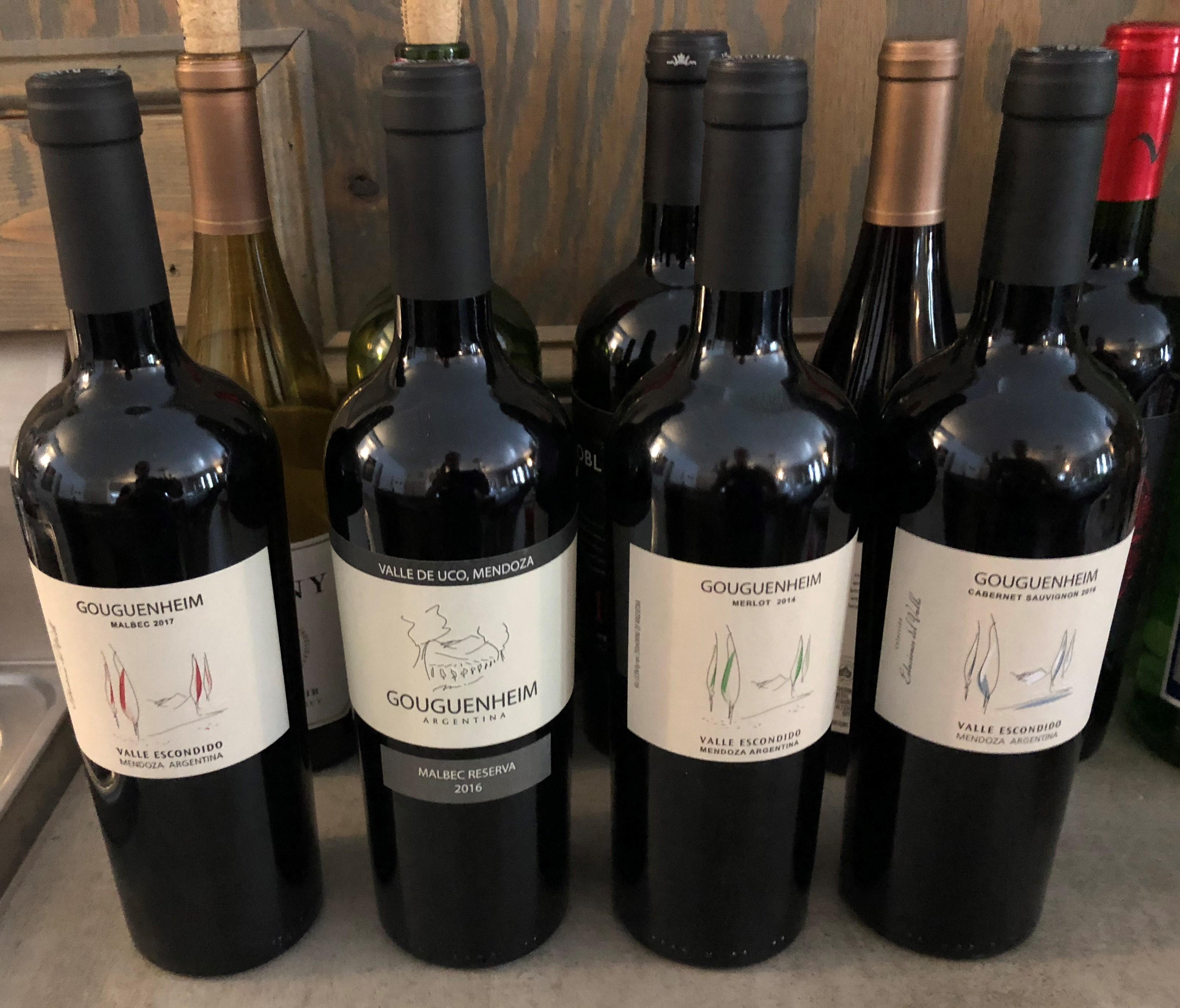 January Wine Tasting Night