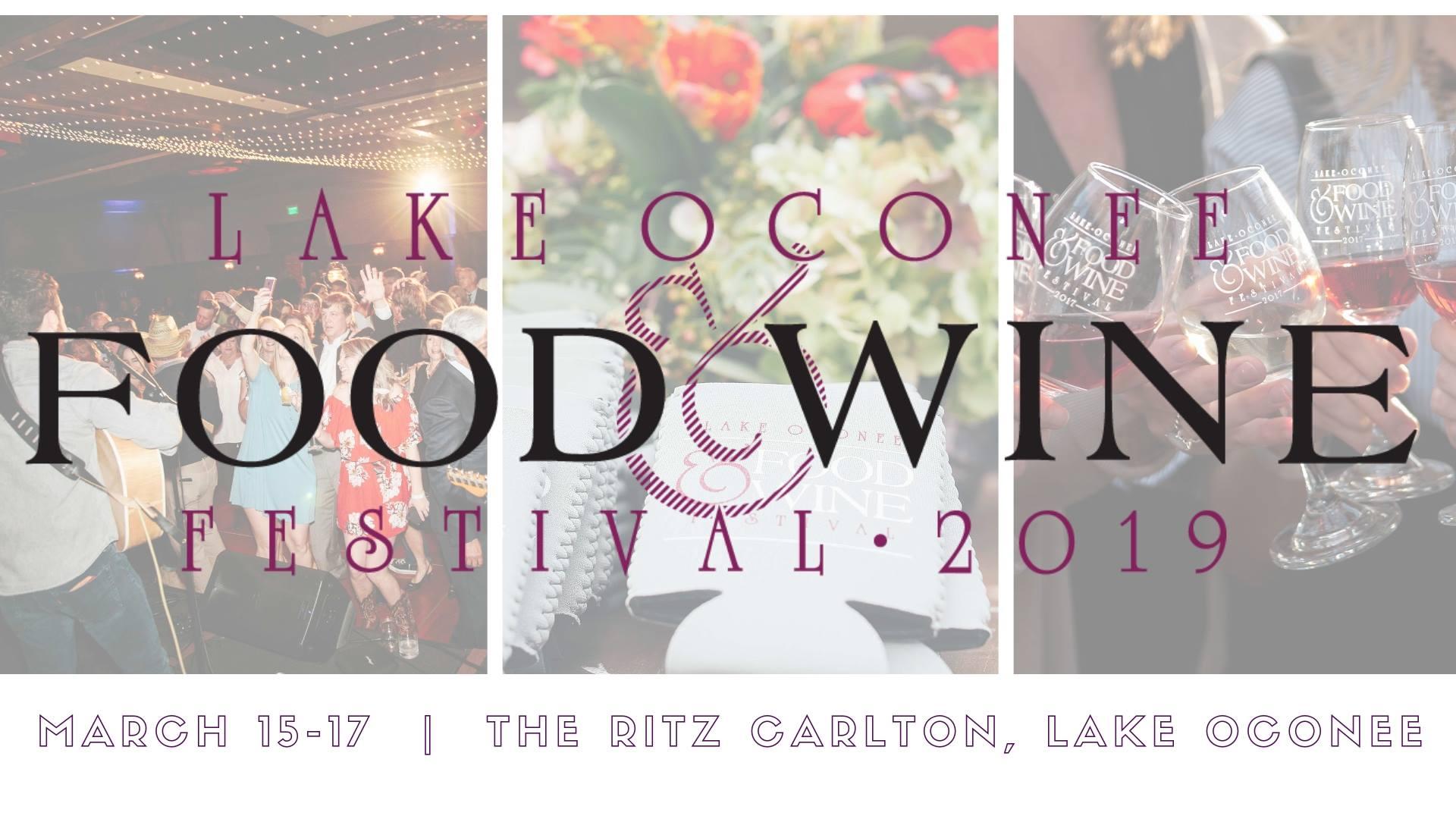 Lake Oconee Food and Wine Festival