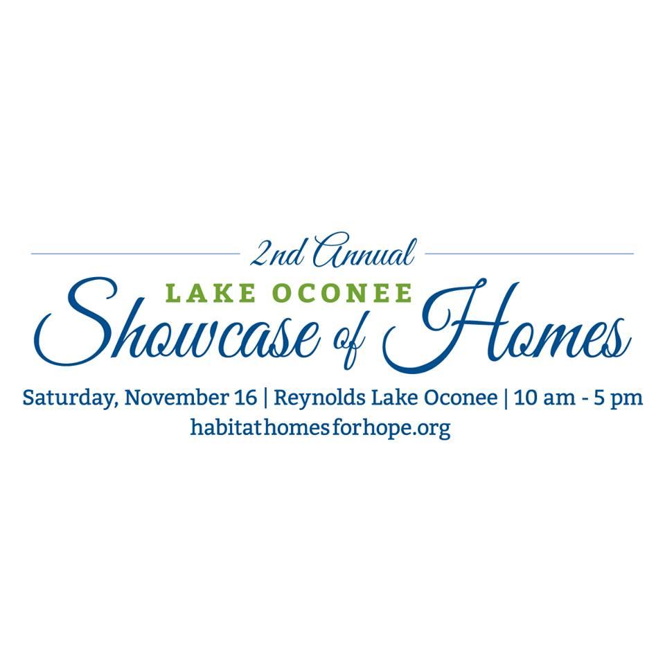 Lake Oconee Showcase of Homes
