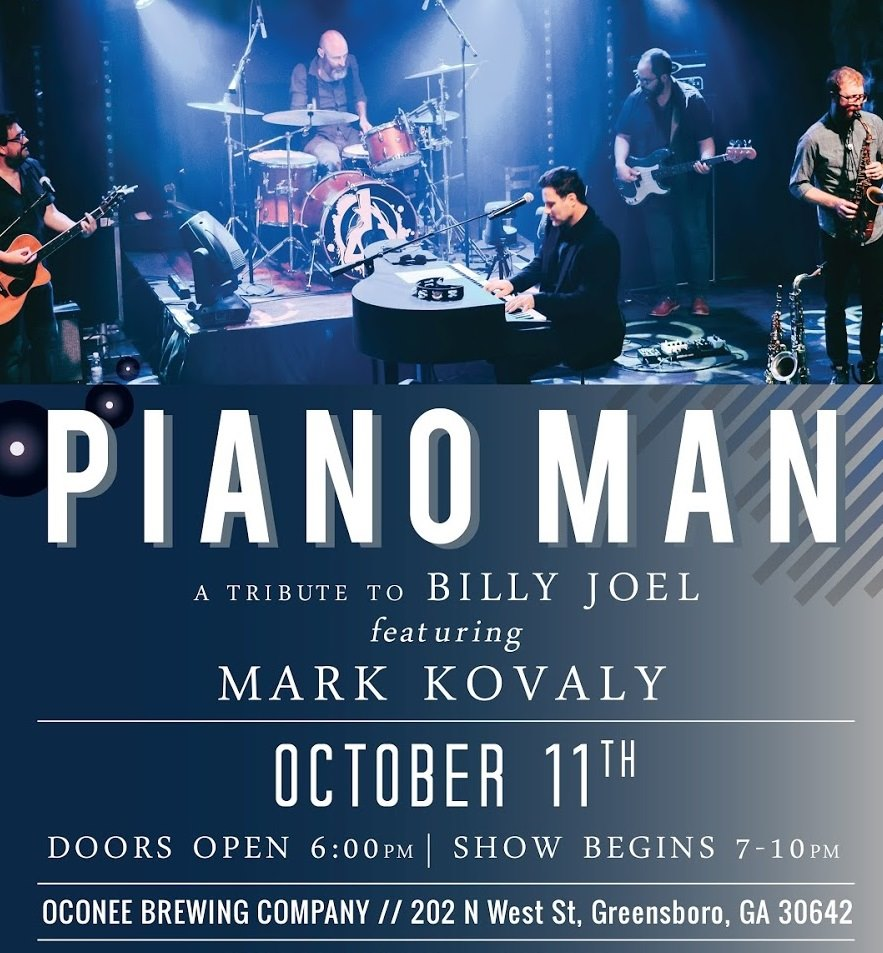 Piano Man – A Tribute to Billy Joel