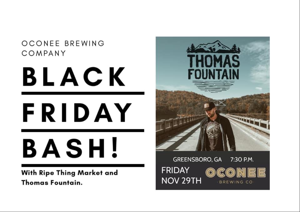 OBC Black Friday Bash