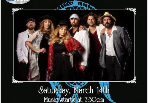Rumors A Fleetwood Mac Tribute flyer