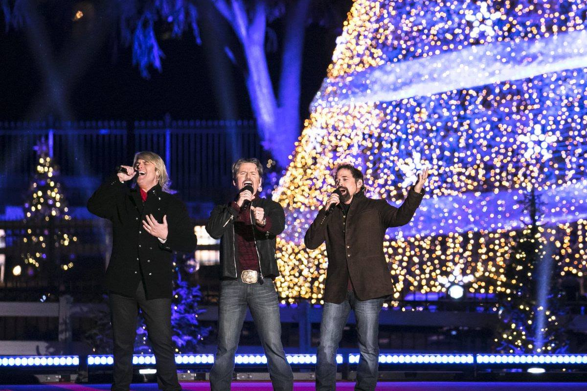 The Texas Tenors: Deep in the Heart of Christmas