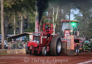 Lake Oconee Liberty Truck and Tractor Pull